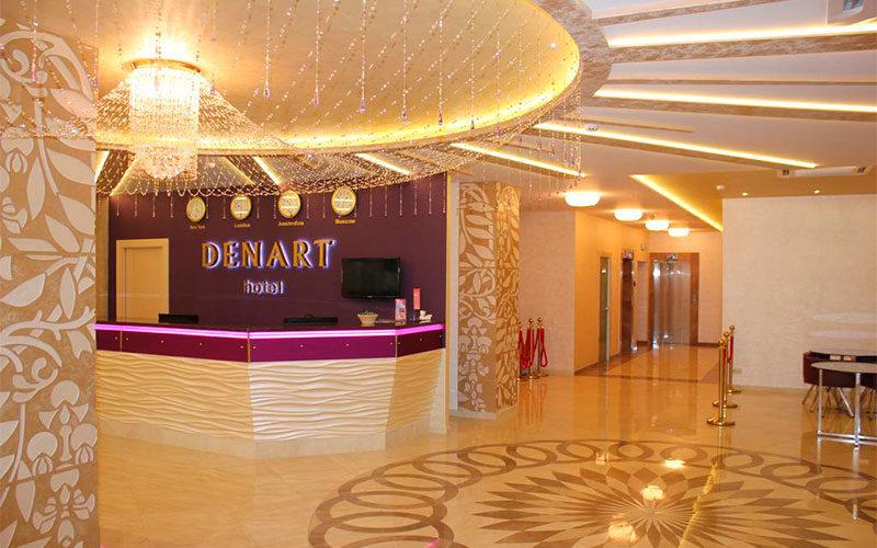 Отель Денарт Сочи 4*
